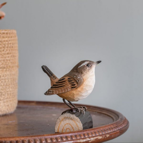 Wildlife Garden DecoBird - gærdesmutte