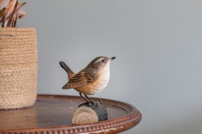 Wildlife Garden deco bird - gærdesmutte
