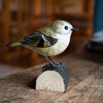 Wildlife Garden deco bird - fuglekonge